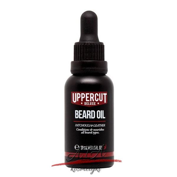 UPPERCUT DELUXE BEARD OIL Olejek do brody 30 ml
